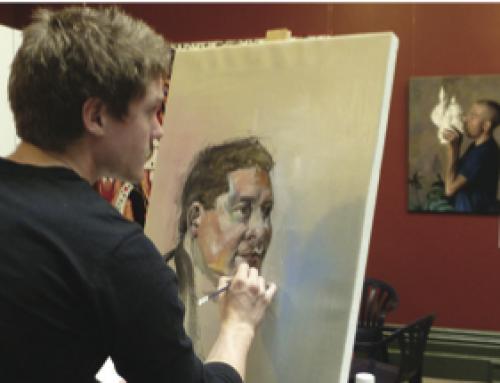 Portrait Prize Exhibition